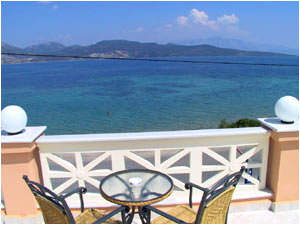 The Island of Lefkada, Greece: Florena Hotel on Lefkada